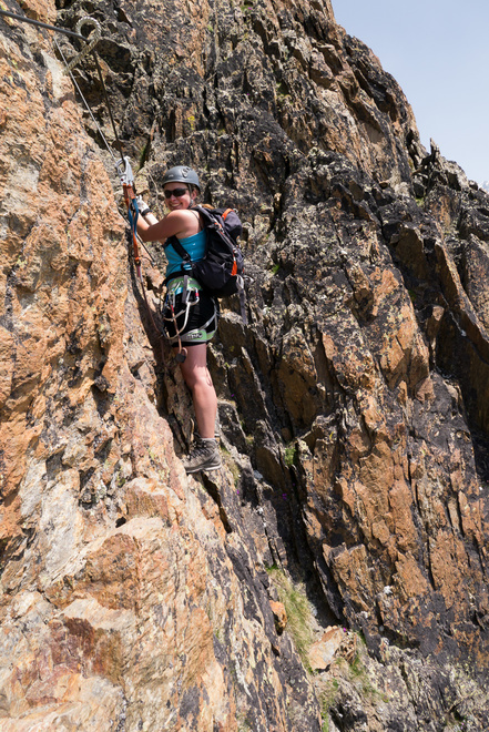 Happy climber :)
