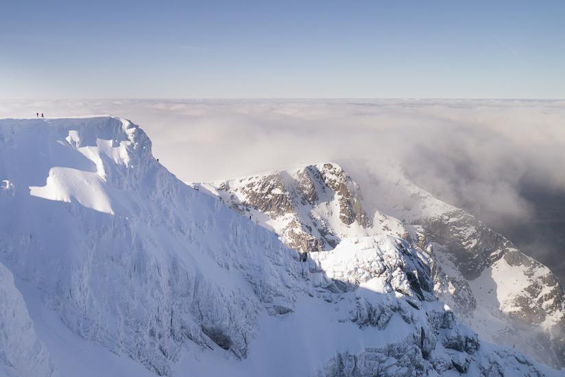 Atmospheric Tower Ridge