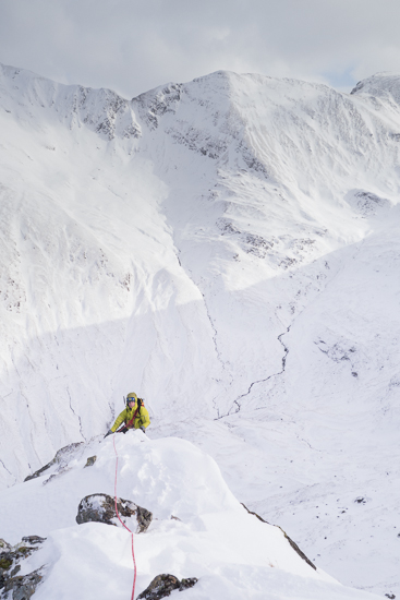 Stunning Ridge line