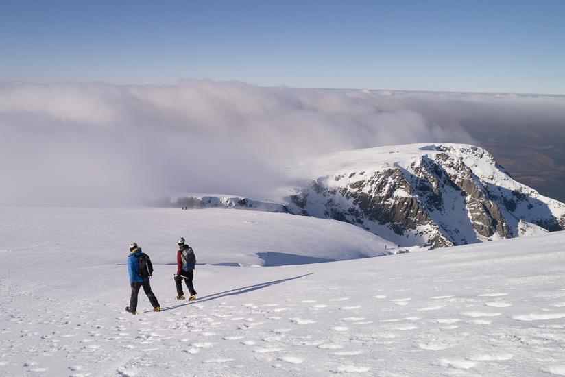 Approaching the cloud
