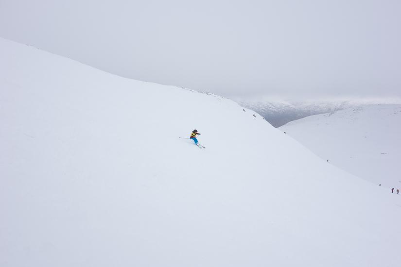 Great sliding