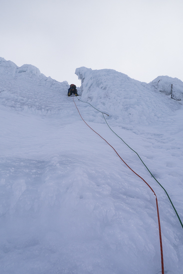 Rich leading the final pitch