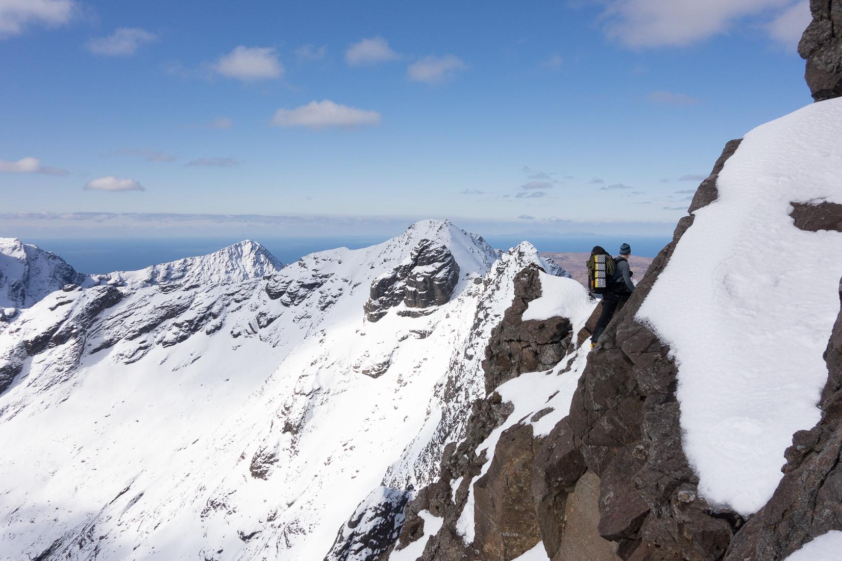 """Sgurr nan Gillean """"Tourist Route"""""""