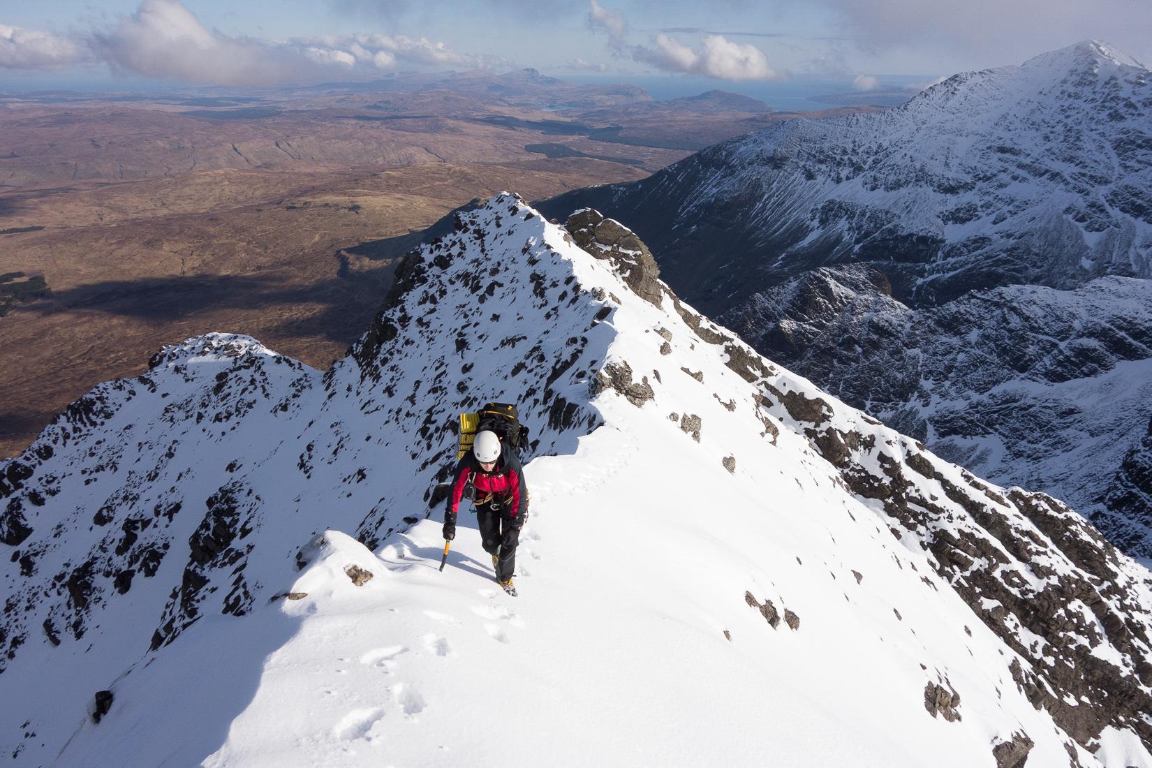 Fantastic ridge