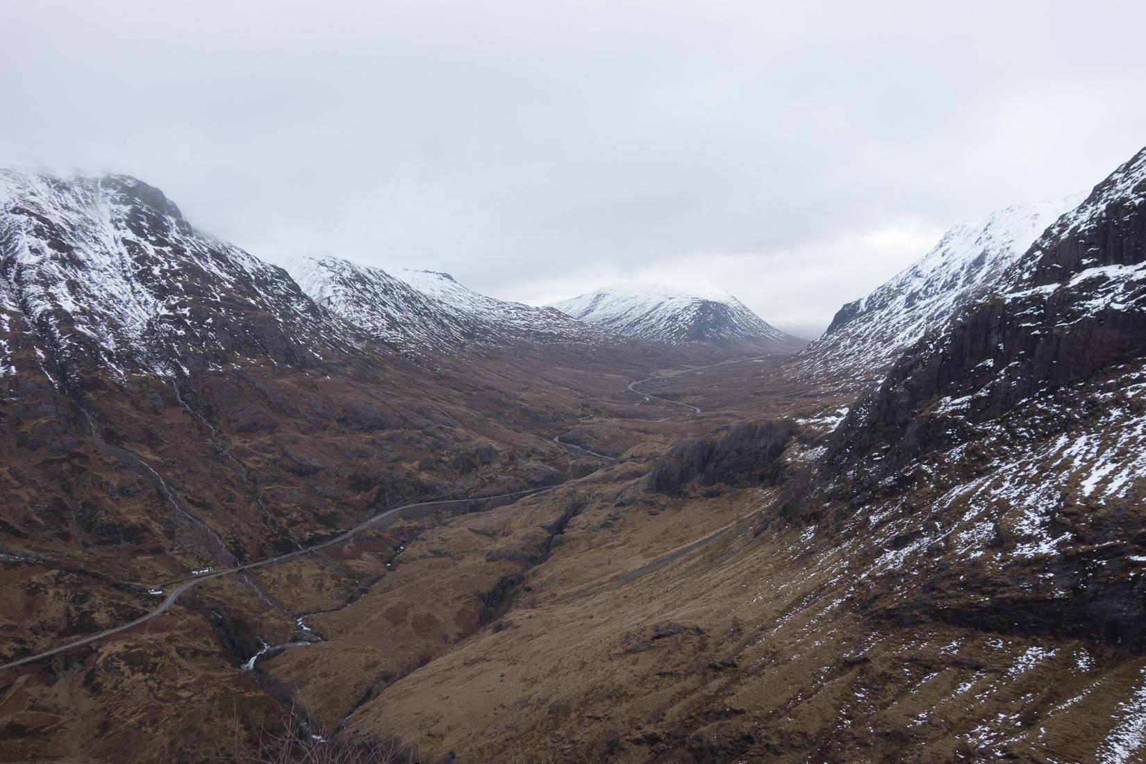 Great view of Glencoe