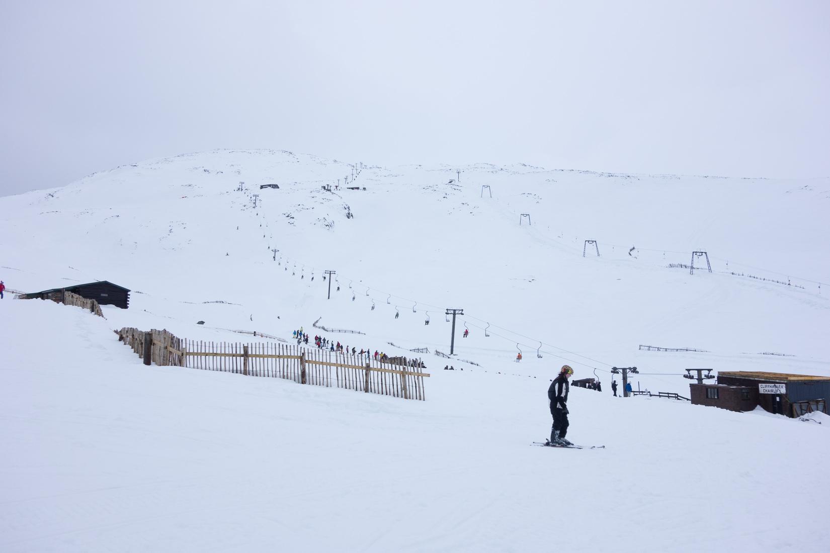 Glencoe Ski Area