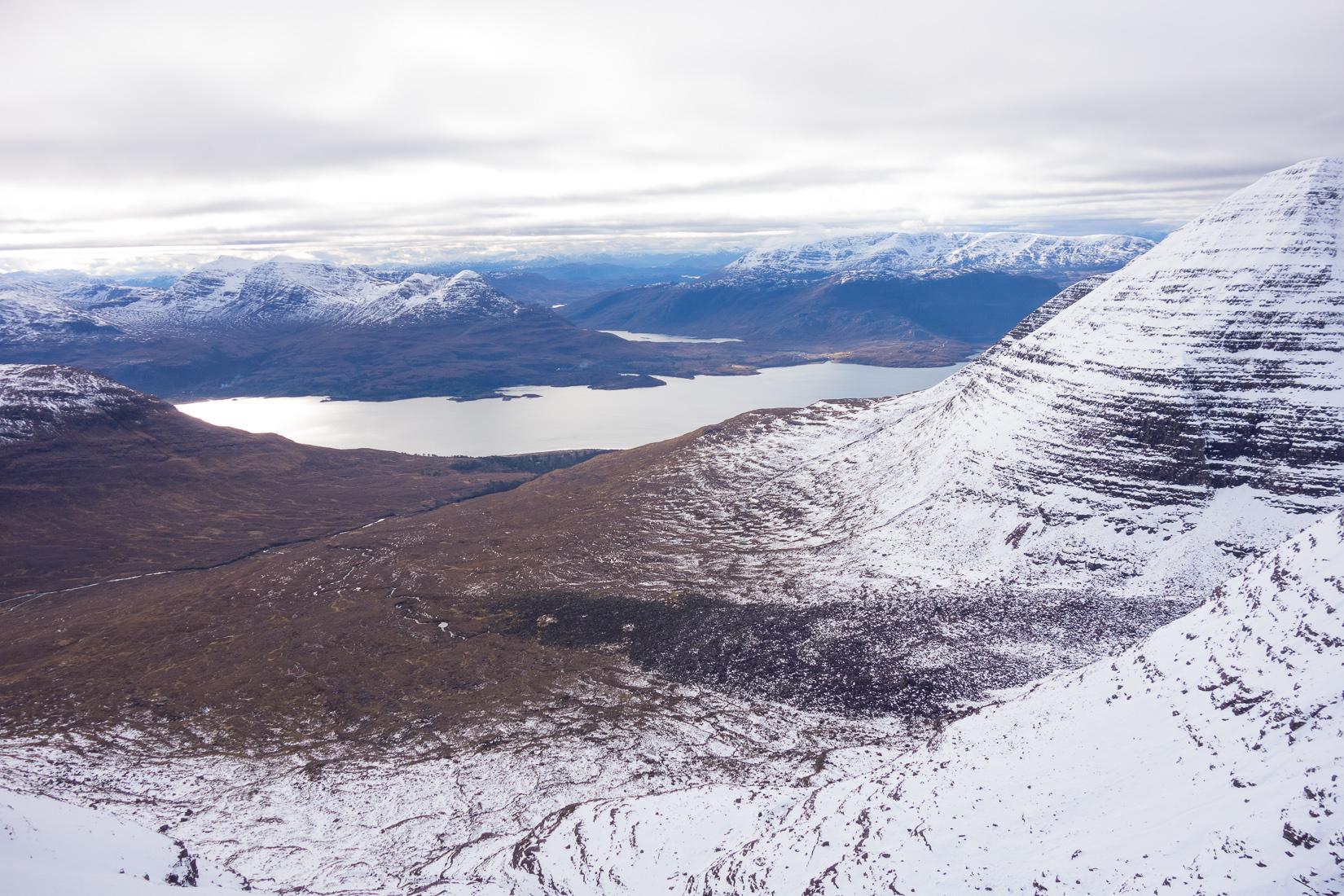 View towards Torridon