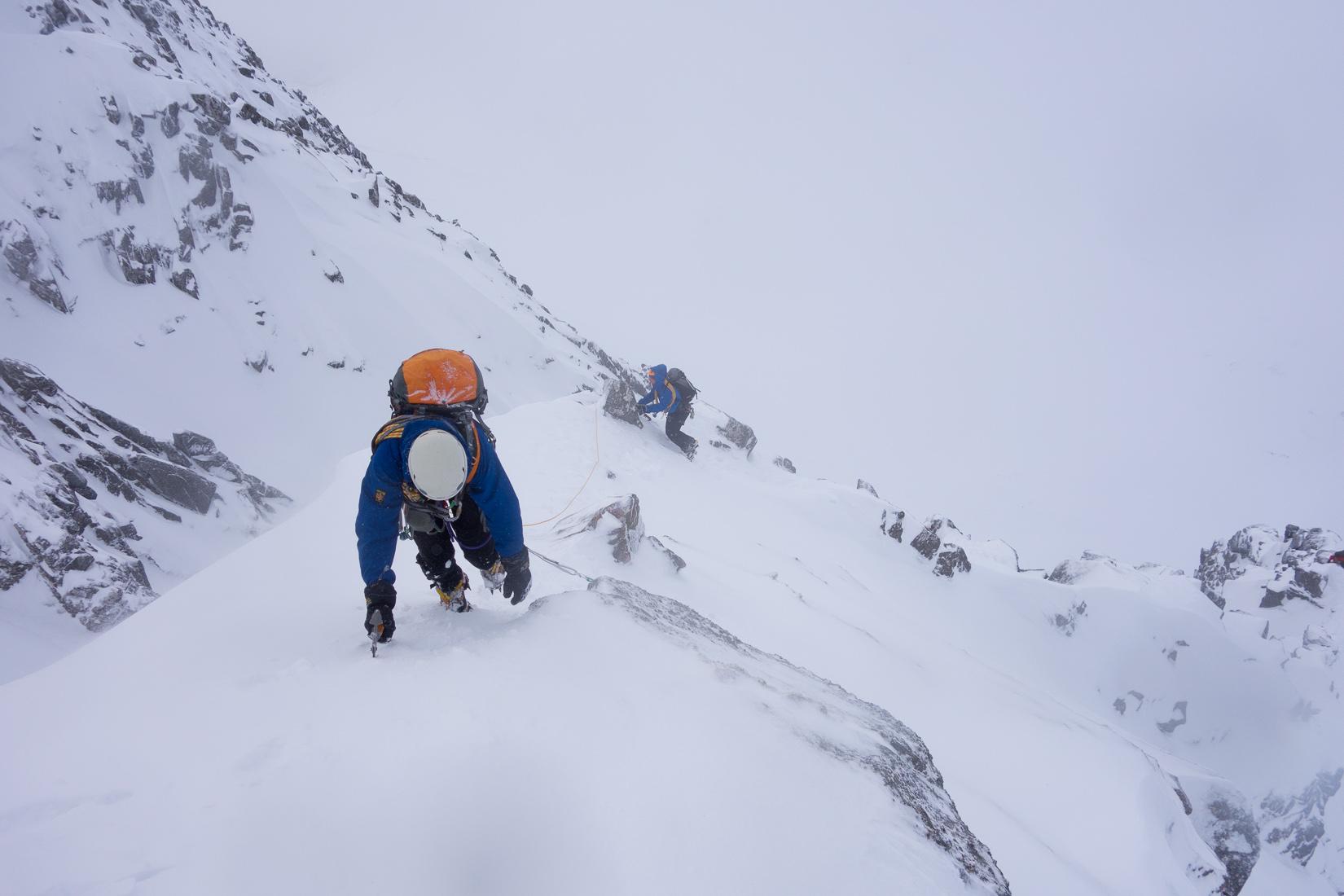 More brilliant ridge