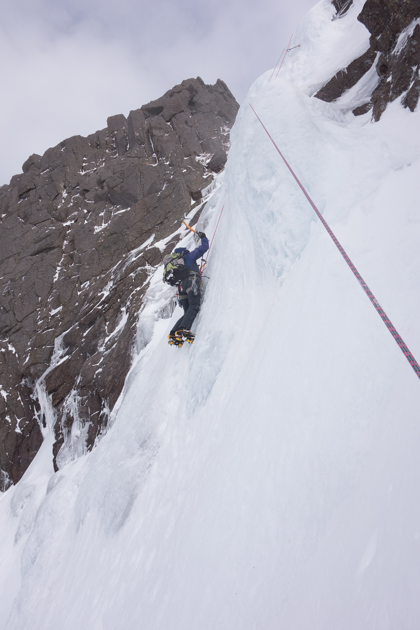 Seconding the ice pitch