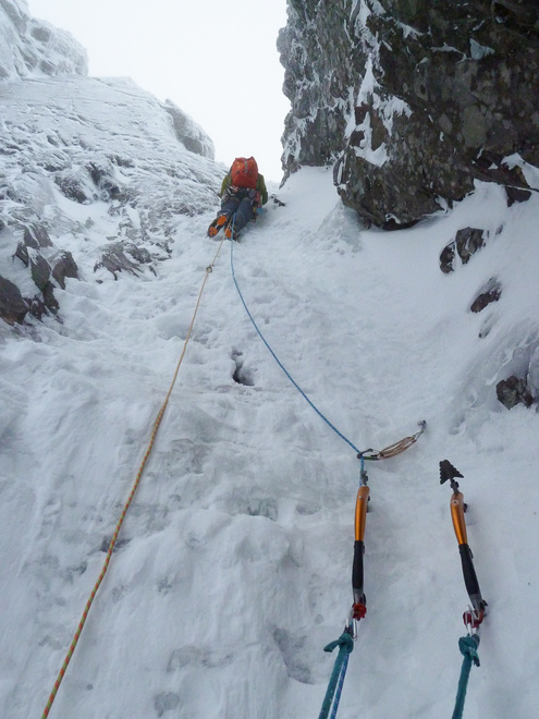 Me leading the main pitches