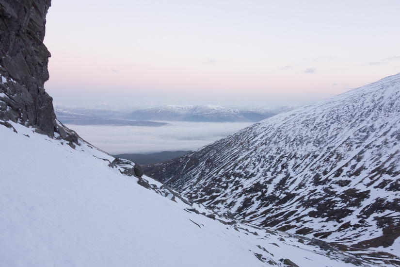Morning inversion