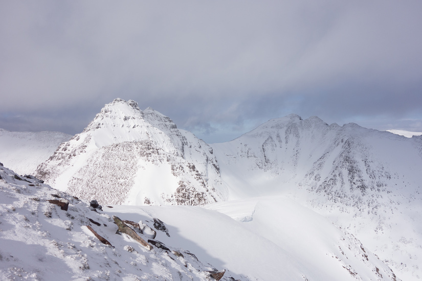 Views of An Teallach