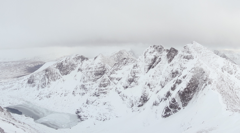 The An Teallach Traverse