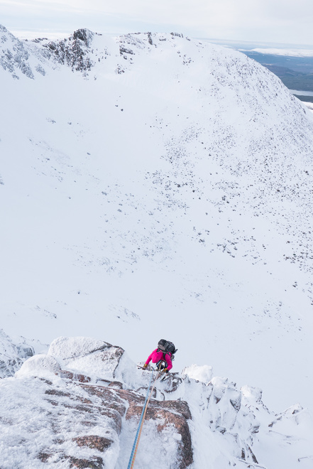 Great conditions on the arete