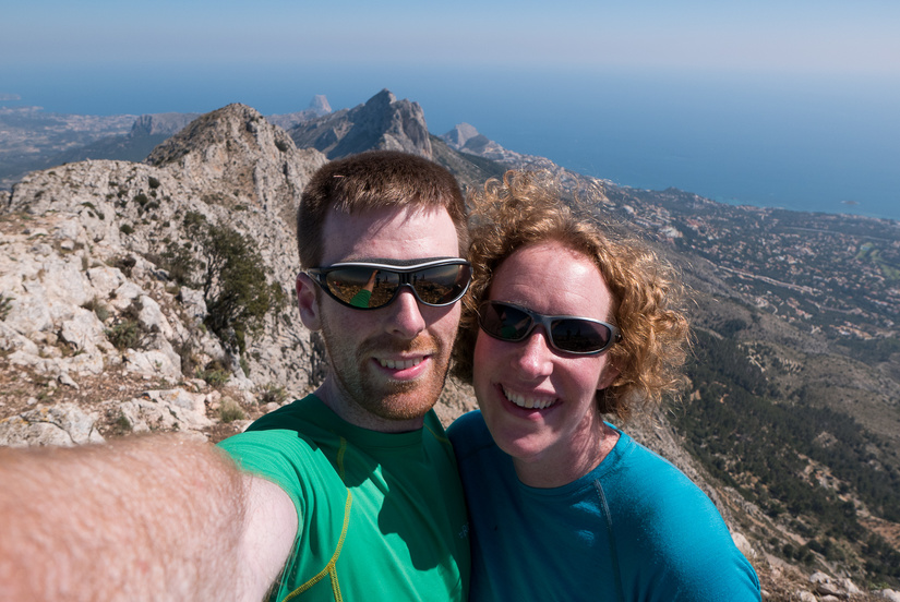 Summit Selfie #1
