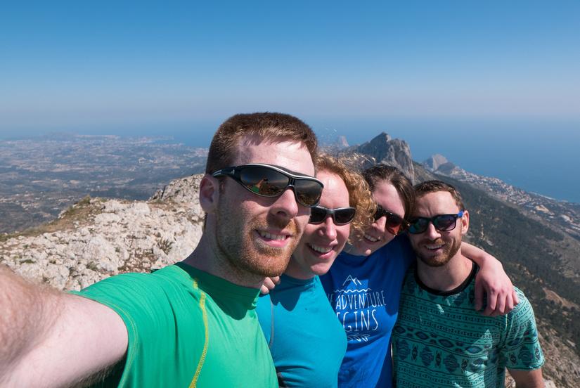 Summit Selfie #2